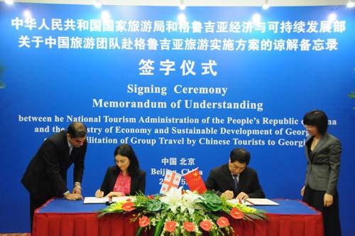 china as a tourism destination for