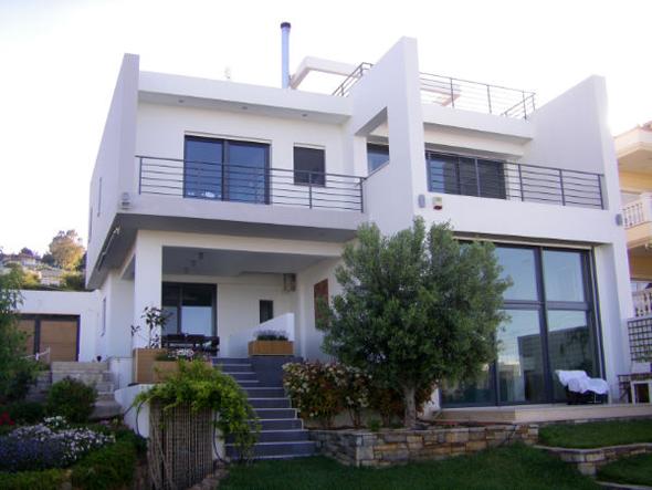 希腊房产豪华独立式住宅Kaluvia Thorikou