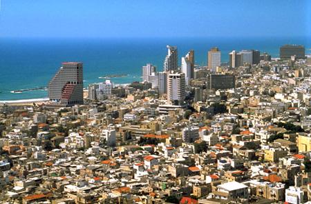 以色列面积人口
