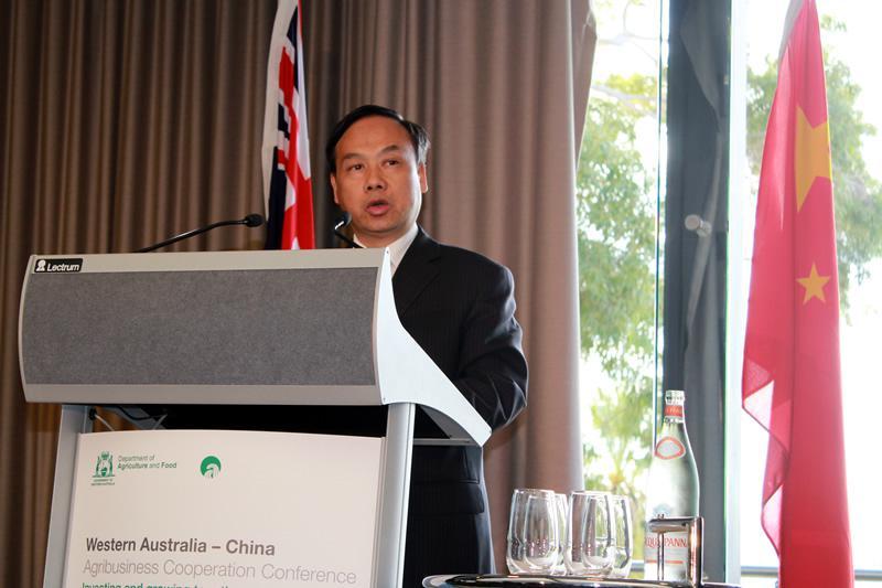 西澳大利亚-中国农业合作论坛