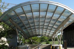 博克兰CUA地铁站