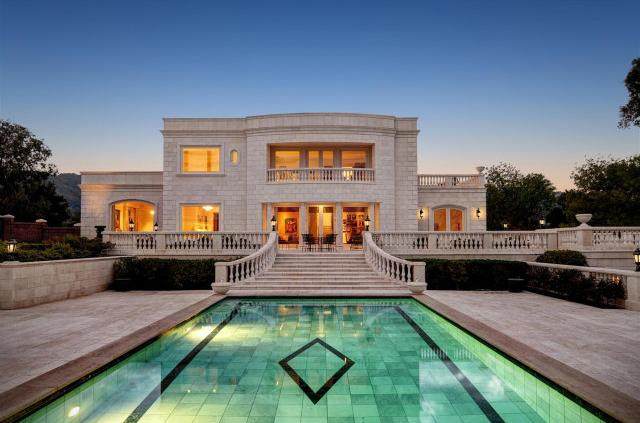 美国房产硅谷豪宅:蒙特塞雷诺列克星敦道18331号