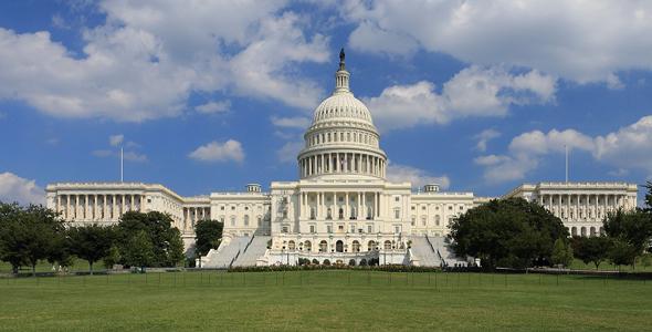 华盛顿特区国会大厦