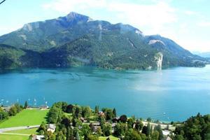 圣吉尔根,圣沃尔夫湖,奥地利小镇