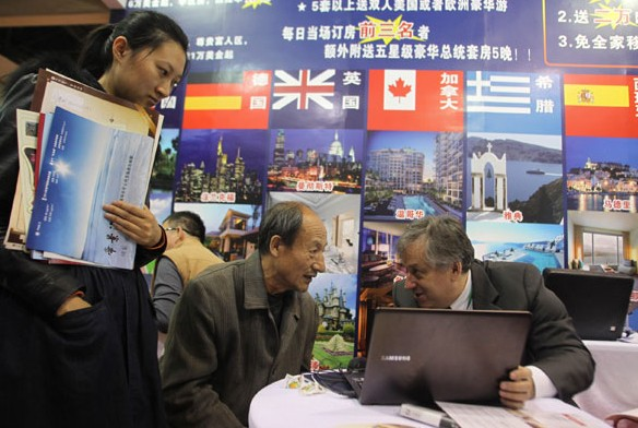 Foreign developers seek partners, clients in China