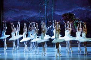 沃尔夫冈庄园,沃尔夫冈湖区,奥地利圣吉尔根,芭蕾舞表演