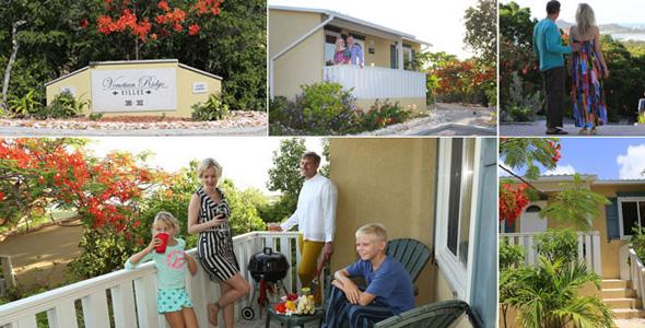 加勒比度假别墅,加勒比旅游,加勒比度假,春景别墅&公寓