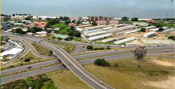 加蓬恩科经济特区