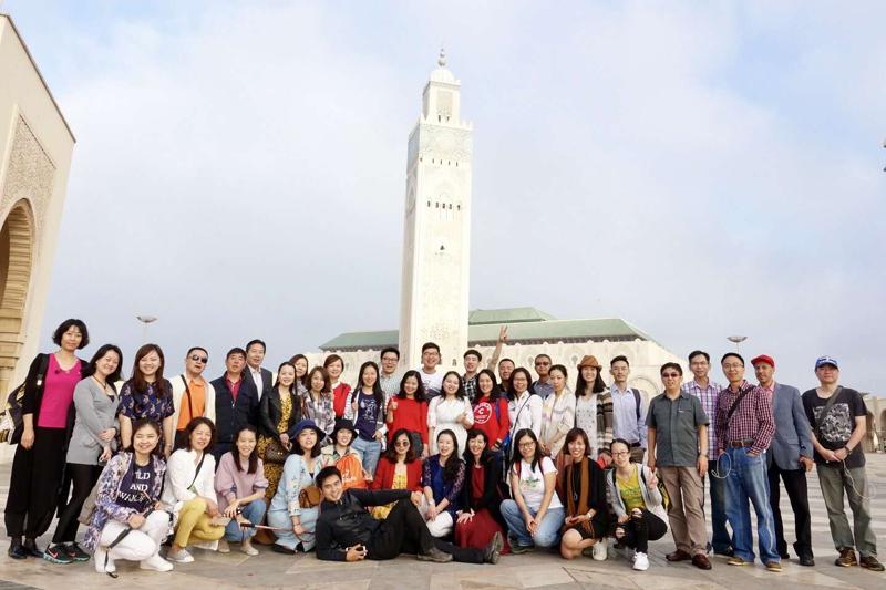 中国赴摩洛哥旅业考察,同业交流卓有成效