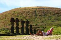 复活节岛:世界十大最受欢迎岛屿