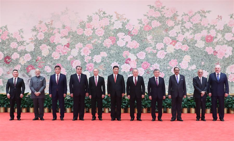 18th SCO Qingdao Summit