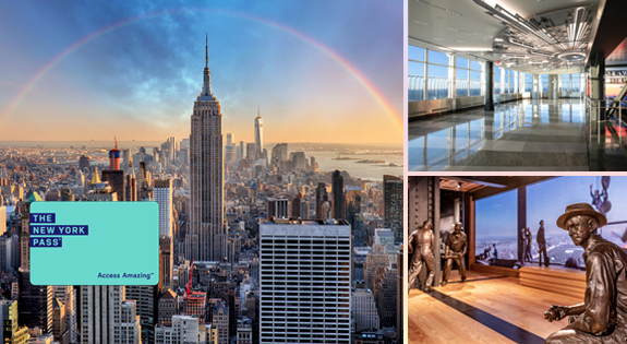 Enjoy the Views of New York from the Top of the City with New York Pass
