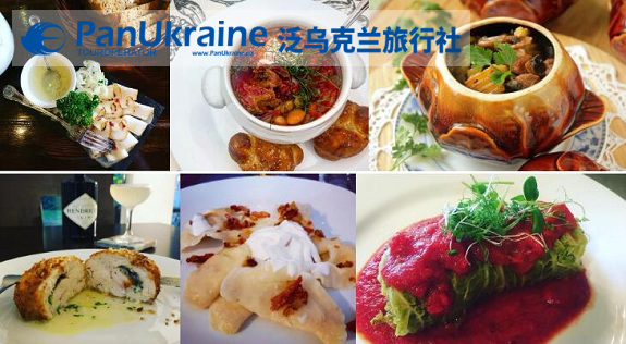 The brief introduction of Ukrainian traditional cuisine