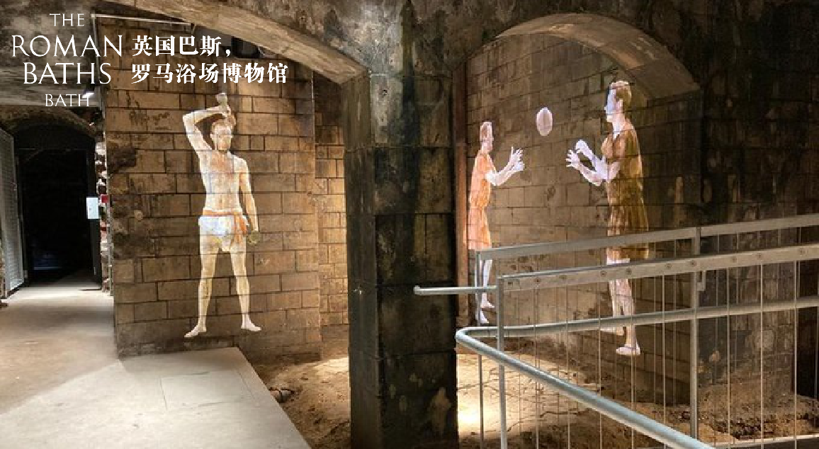 The Roman Gym, a newly revealed section of the Roman Baths, will open in October.
