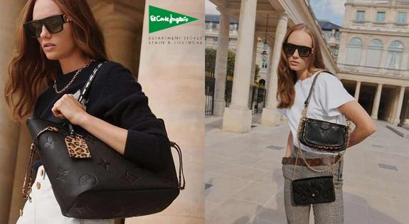 西班牙英格列斯百货奢侈品上新:LV全新系列包袋