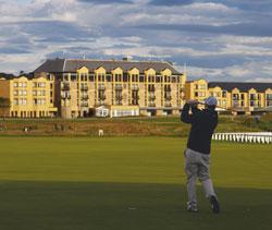 世界最著名高尔夫球场上的私人住宅精品