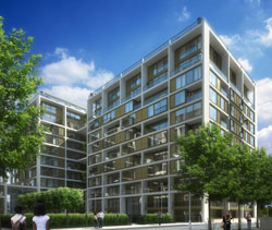 大量英国伦敦的优质房产可供出售