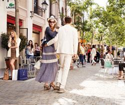 比斯特购物村
