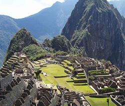 秘鲁都市旅游