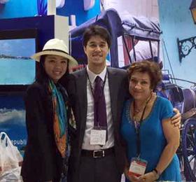 专访多米尼加旅游促进办事处驻中国代表