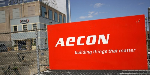 Chinese construction group to buy Canada's Aecon for $1.2 billion