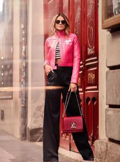 全球最具影响力的时尚博主做客马德里:英格列斯是我的购物首选!