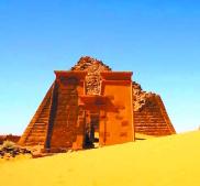 驴友眼中的苏丹:黄沙传奇,惊世遗迹