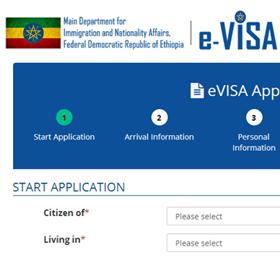 埃塞俄比亚开放电子签证 东非也能说走就走啦!