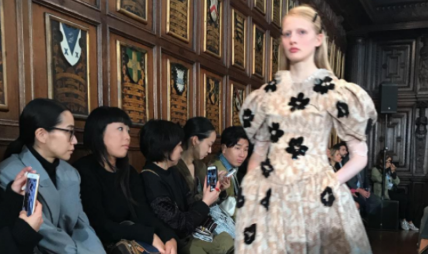 London Fashion Week opens with the news that Chinese tourists are the biggest spenders in the UK luxury fashion market