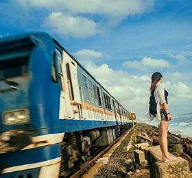 斯里兰卡:乘滨海火车 游梦幻之境