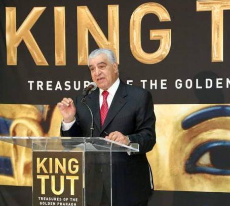 神秘法老,千古疑团,究竟是谁'谋杀'了埃及法老图坦卡蒙?