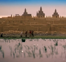 BBC纪录片《与乔纳森•丁布尔比一起游非洲》之马里 (4)