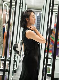 英格列斯红人馆 | 看人气博主Anny Fan在马德里演绎早春时尚