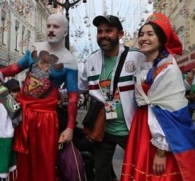 普京承诺为球迷继续在俄旅游提供签证便利