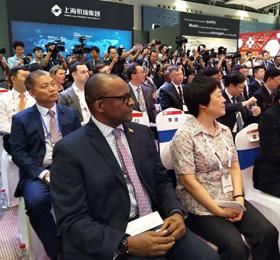 牙买加旅游局局长来穗参加世界航线发展大会:抓住中国航线发展新机遇