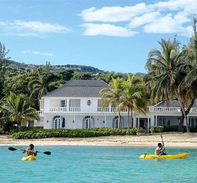 牙买加半月度假村 不怕你不够玩,就怕你玩不够!