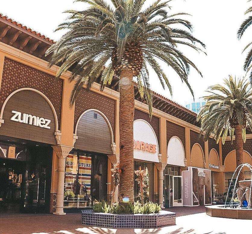 情迷美国南加州,拥抱臻至完美的购物休闲天堂