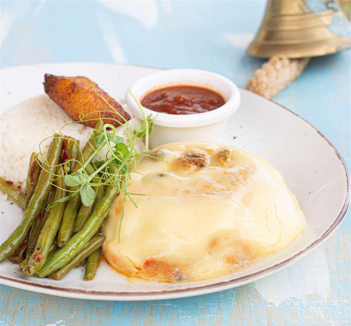 中秋团圆饭来点新口味,轻松做出一桌加勒比风情的饕餮家宴!