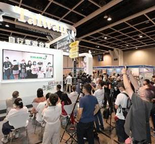 后疫情第二届的2022香港国际旅游展