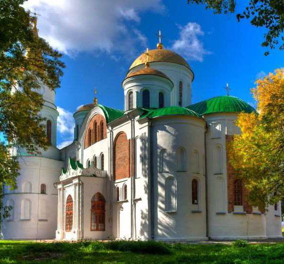 乌克兰切尔尼戈夫古城的非凡时光:历史奥秘与浪漫诗意交织