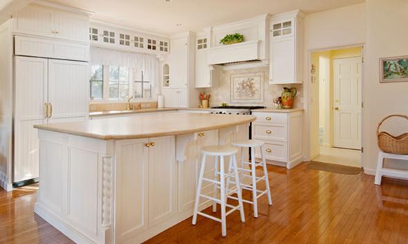 美国房产高尔夫景观豪宅主楼厨房