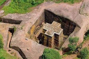 埃塞俄比亚圣乔治教堂