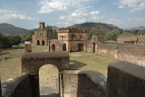 埃塞俄比亚贡德尔城堡
