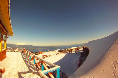 智利旅游 智利滑雪
