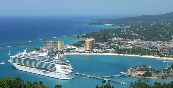 牙买加旅游 金斯敦