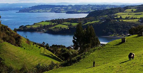 智利旅游 奇洛埃岛