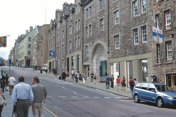 Aparthotel Adagio将在爱丁堡的新威弗利开发区开设新酒店
