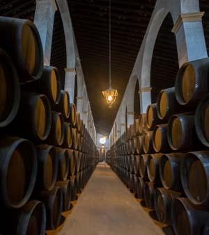 西班牙酒窖