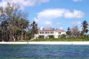 新普罗维登斯岛