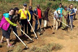 卢旺达大屠杀纪念活动